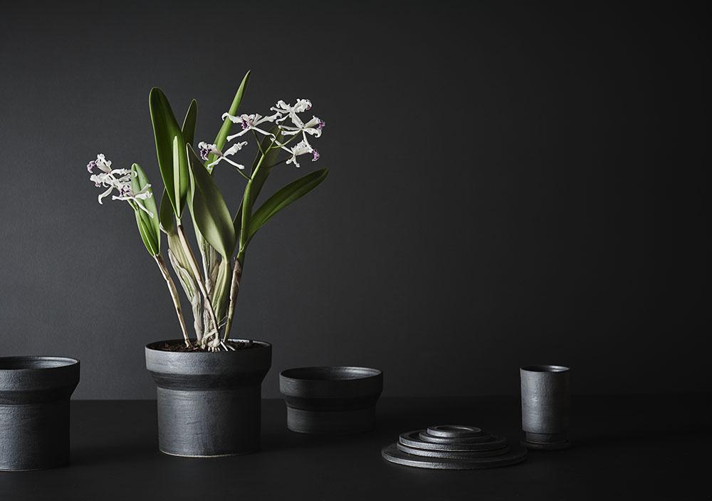 Charcoal Glaze