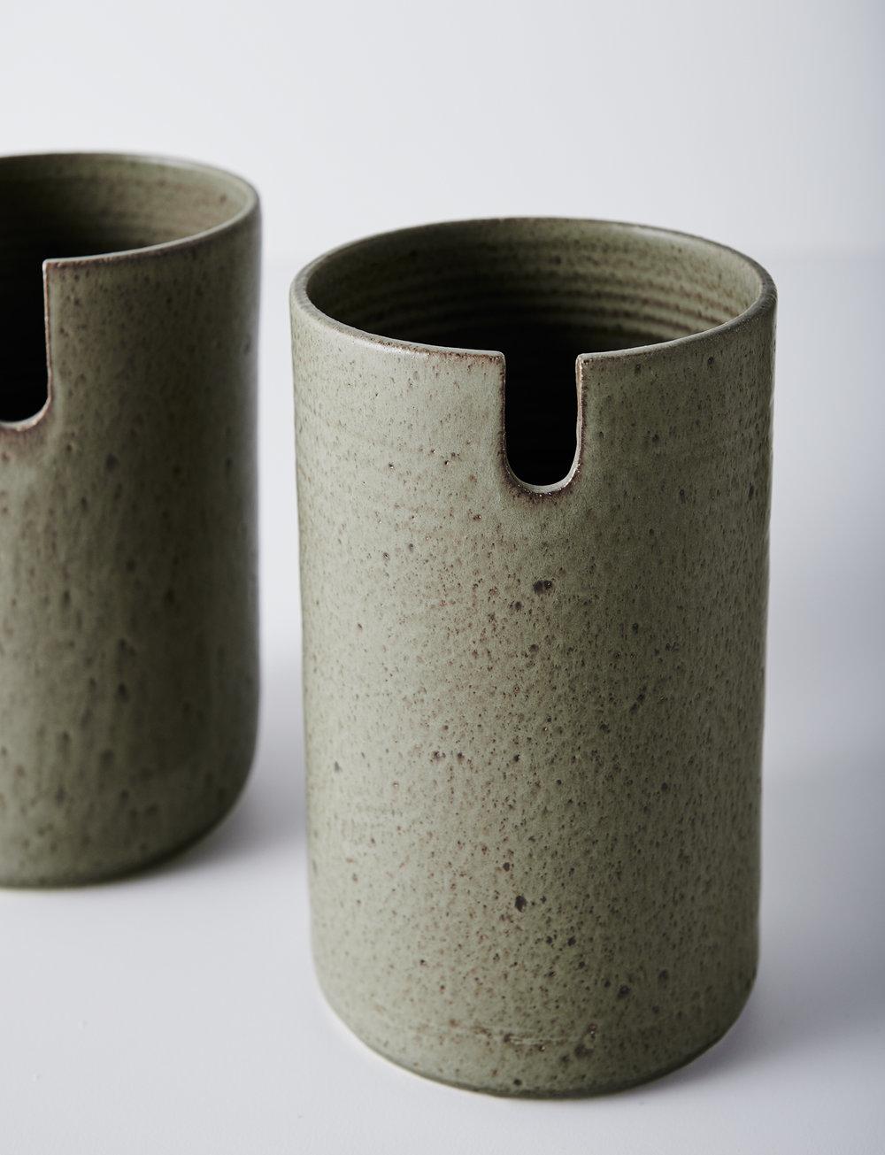 U-Cut Vase