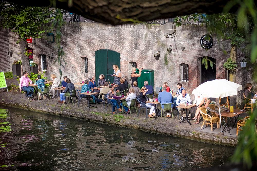 Photo: Zwarte Vosch, Utrecht