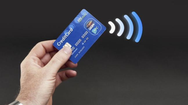 Contactless - We take contactless in all our vehicles…..