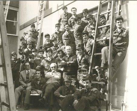 Roma, corso S.I.P., inizio anni '70