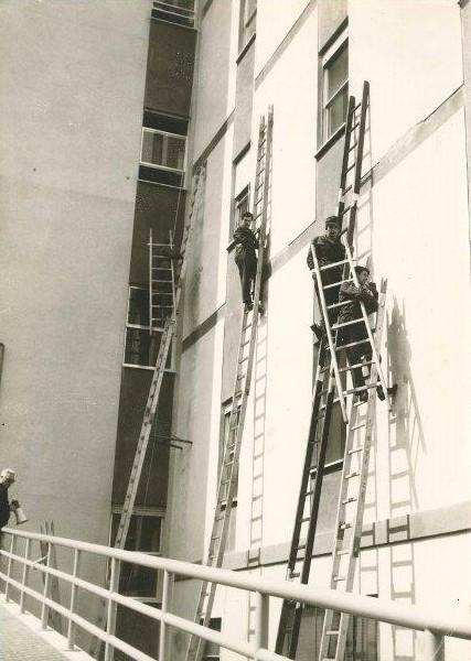 """""""Roma, corso S.I.P., inizio anni '70"""
