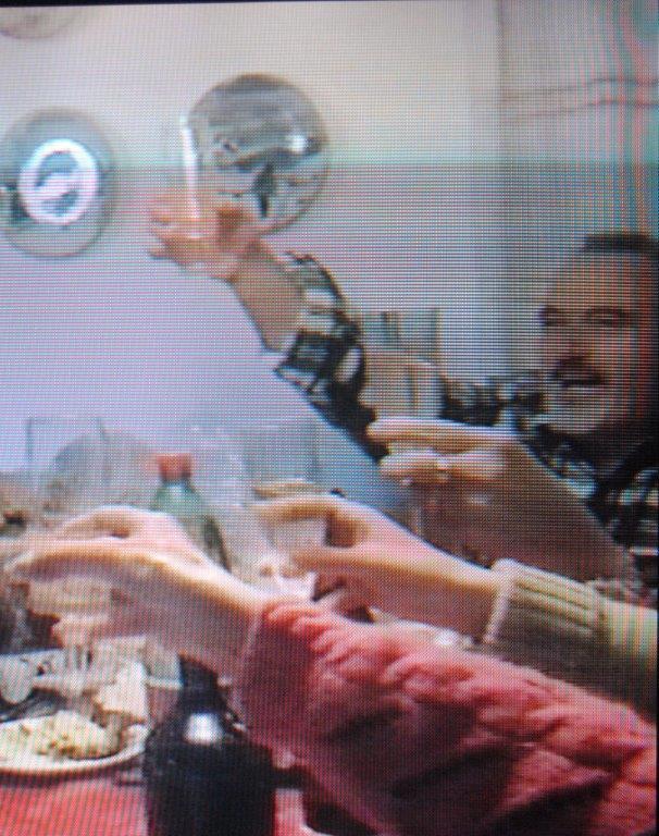 """""""Ricordo con affetto Arnaldo in vita a sorseggiare dei calici in nostra compagnia…""""  (Michele """"Merlo"""" Comelli)"""