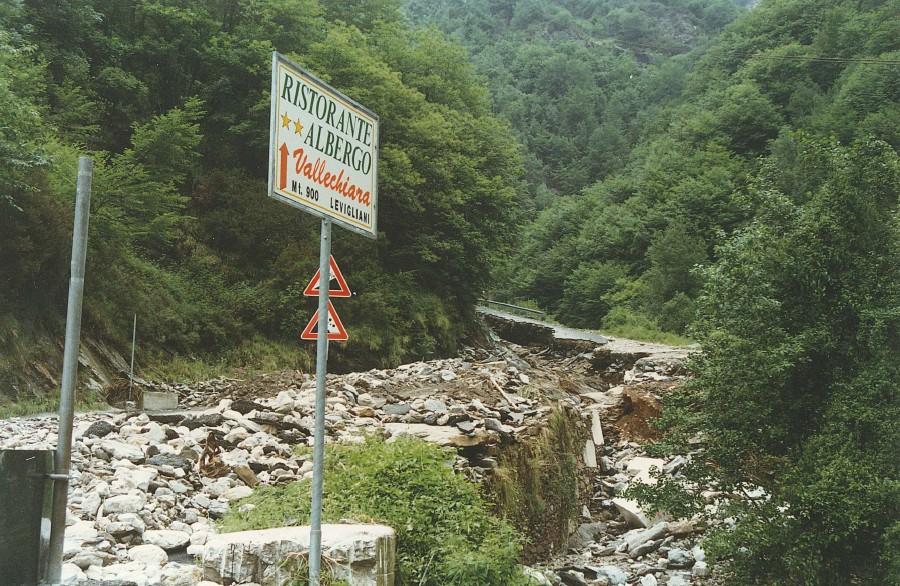 La via per Levigliani, 21 giugno 1996
