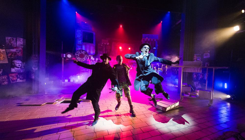 Market Boy - The Embassy Theatre @RCSSD 2015