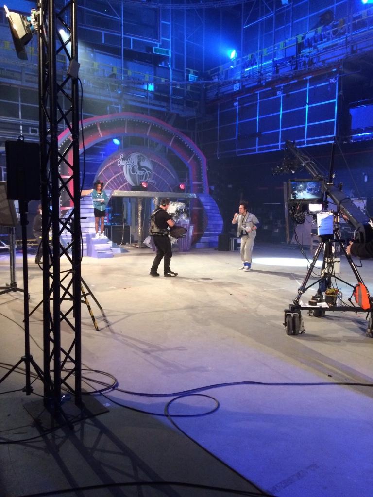 The Redux Project - BBC Live TV 2015