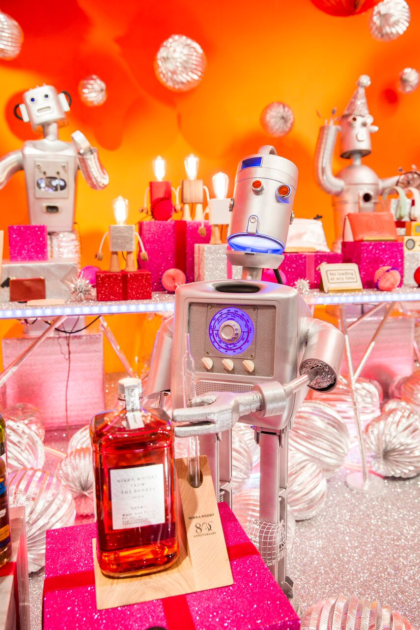 'Christmas In Space' - The Conran Shop 2015