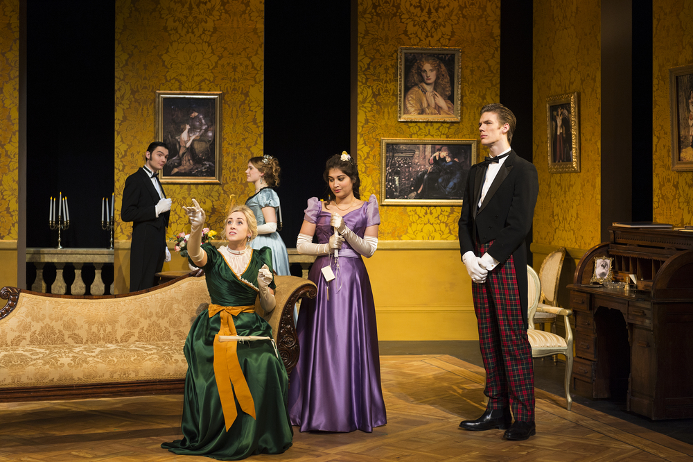 Wardrobe Mistress  The Priory - The Webber Douglas Studios @RCSSD 2015 / Lady Windermere's Fan - The Embassy Theatre @RCSSD 2014