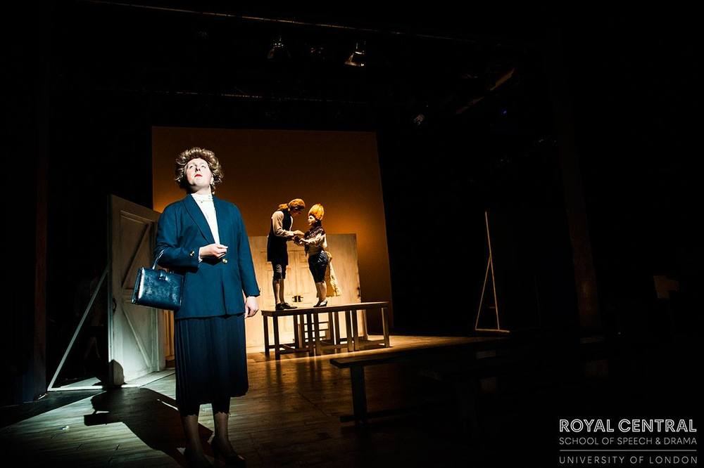 The Low Road - The Embassy Theatre @RCSSD 2015