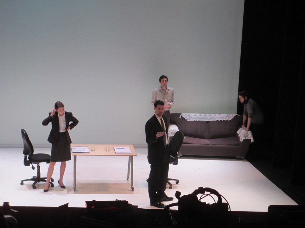 Love and Information - The Embassy Theatre @RCSSD 2014