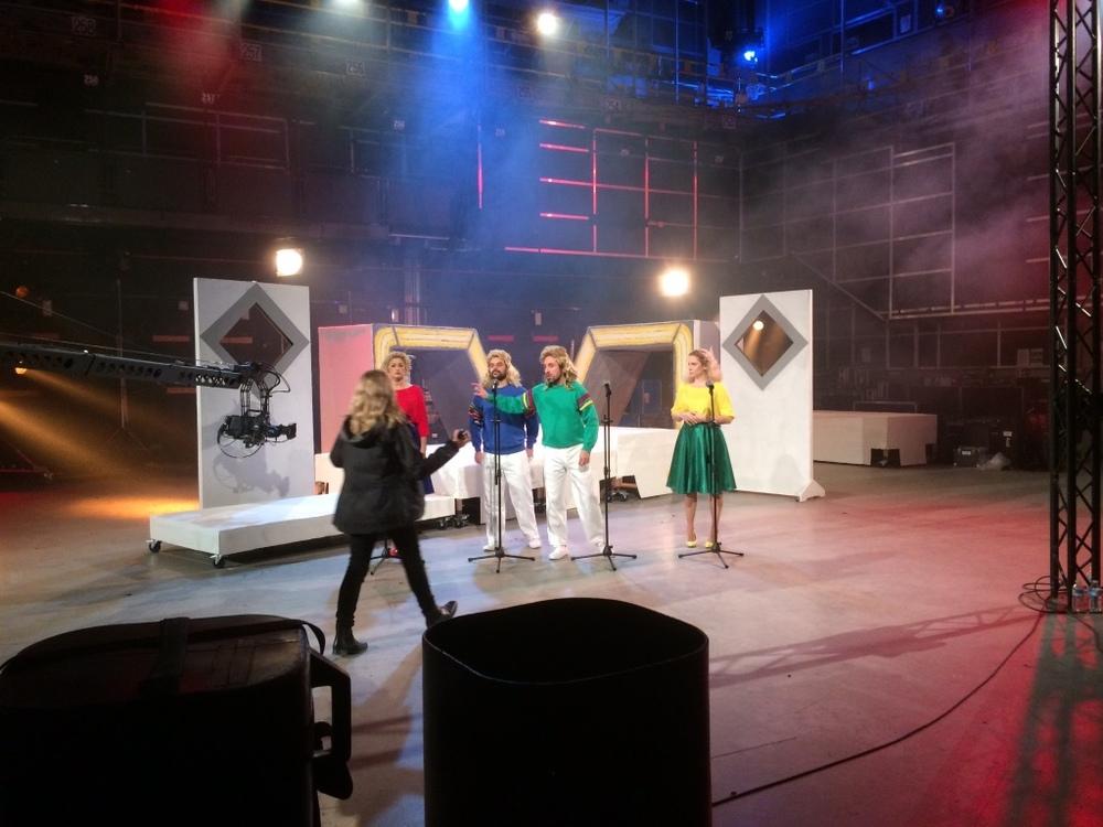 The Redux Project - BBC Television Studios 2015