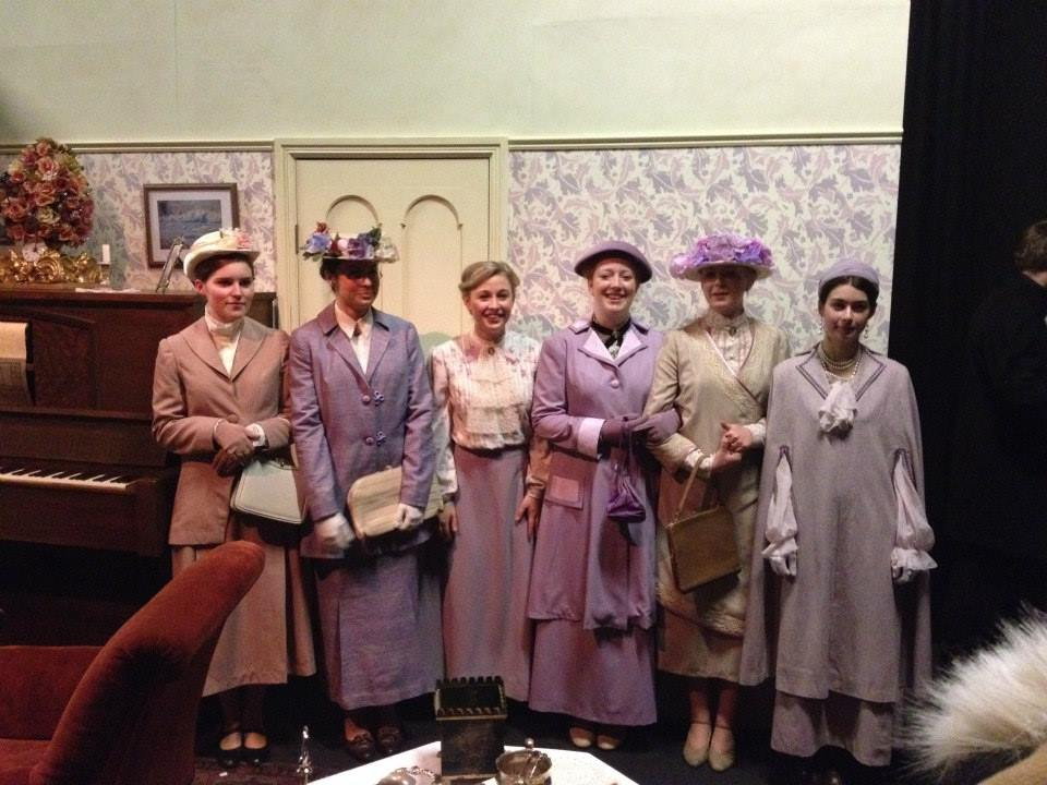 Tableau - The Ladykillers
