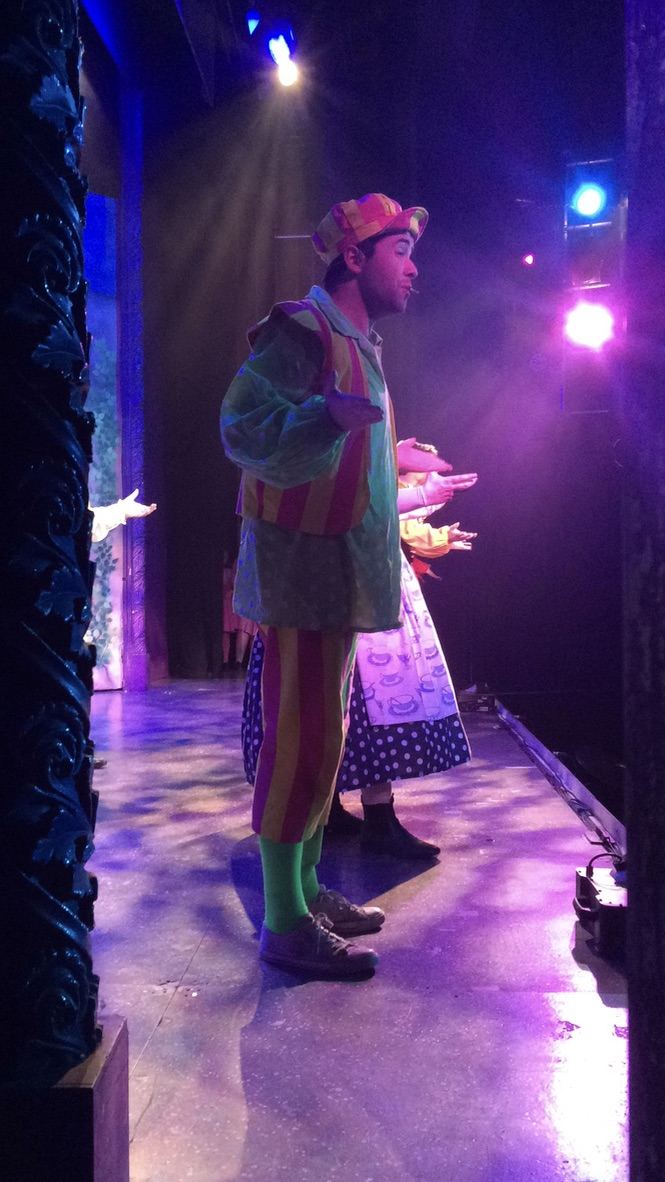 Beauty And The Beast - The Playhouse Theatre Weston-Super-Mare - Parkwood Theatres Limited.
