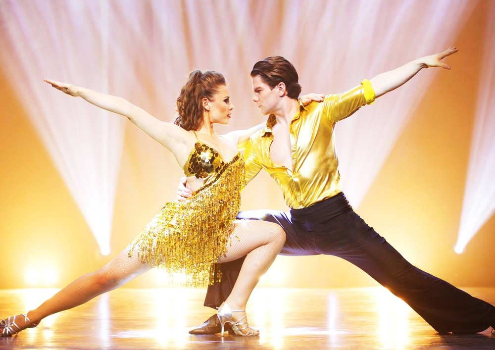 An Evening Of Dirty Dancing UK Tour 2016-2017 - Stage Acts Entertainment Limited