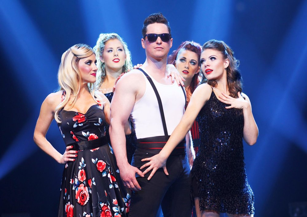 An Evening Of Dirty Dancing UK Tour 2016-2017 - Stage Acts Entertainment Limited.