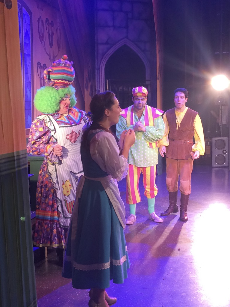 Wardrobe Mistress - Beauty and The Beast The Playhouse Theatre 2016/2017