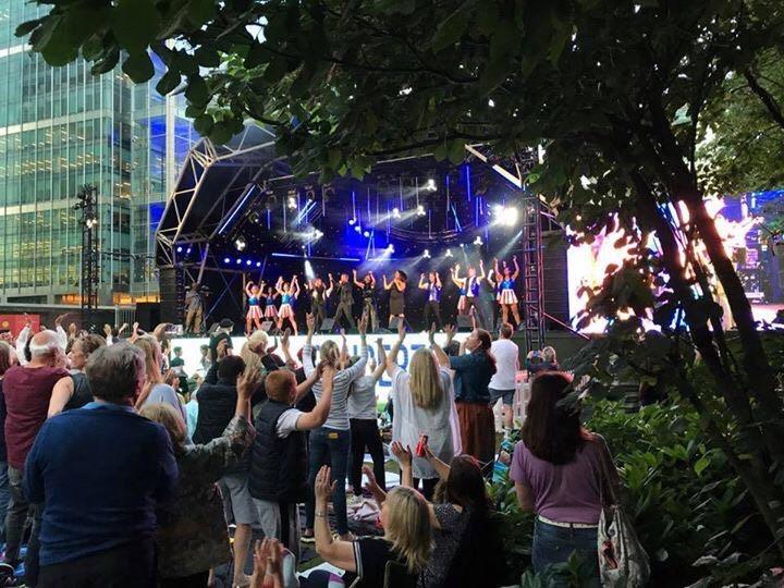 Wardrobe Supervisor - Best of British Summer Concert