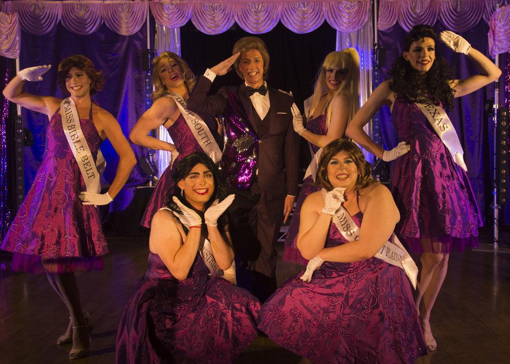 Pageant : The Musical UK Tour - Costume Designer