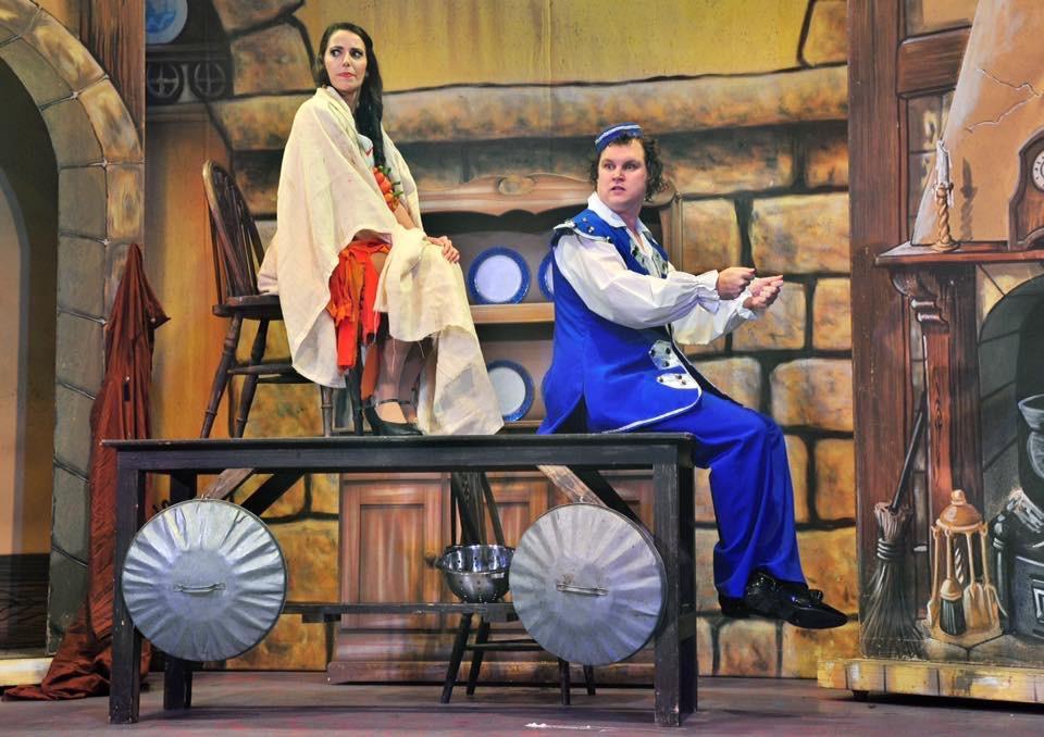 Wardrobe Mistress - Cinderella Hazlitt Theatre 2017-18