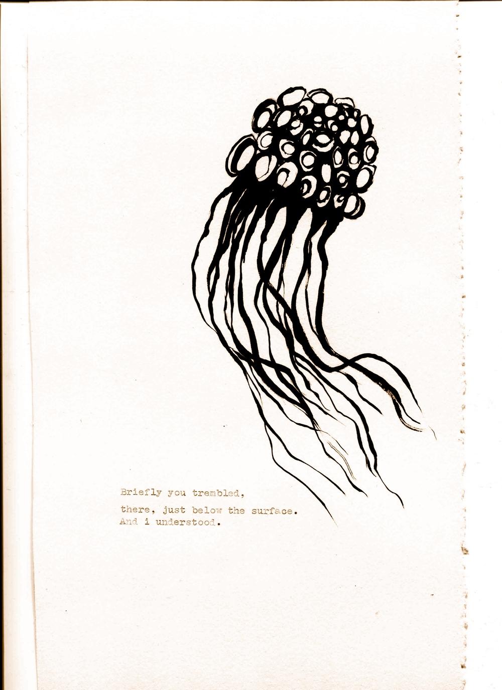 """Jellyfish"" by Jennifer Fields"