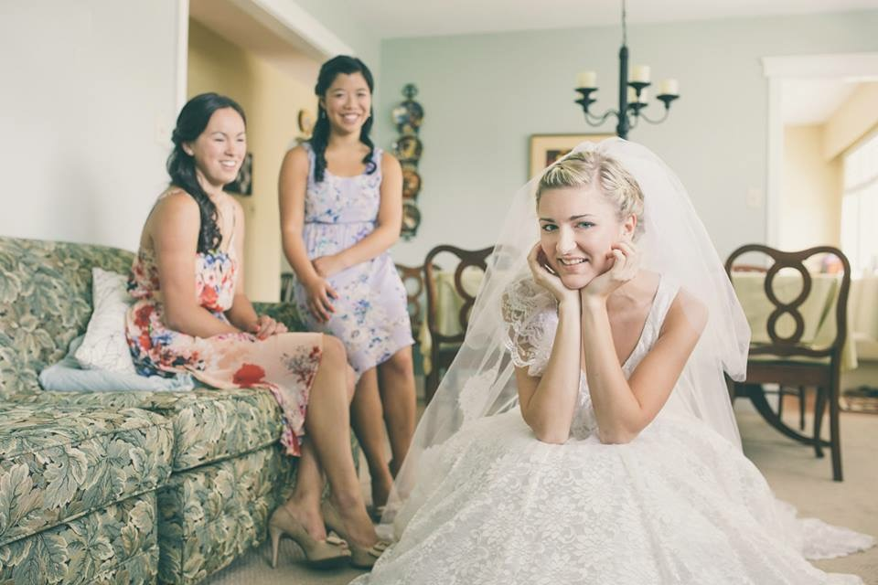 Vancouver Wedding Bride's Prep