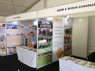 British Livestock Stand