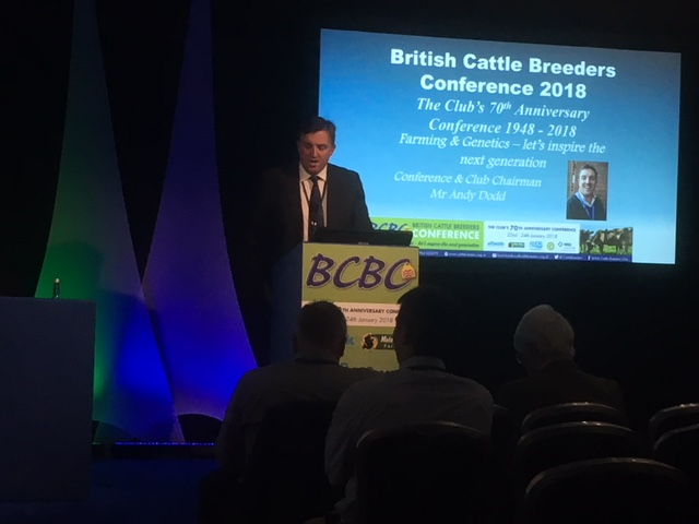 BCBC Chairman Andy Dodd