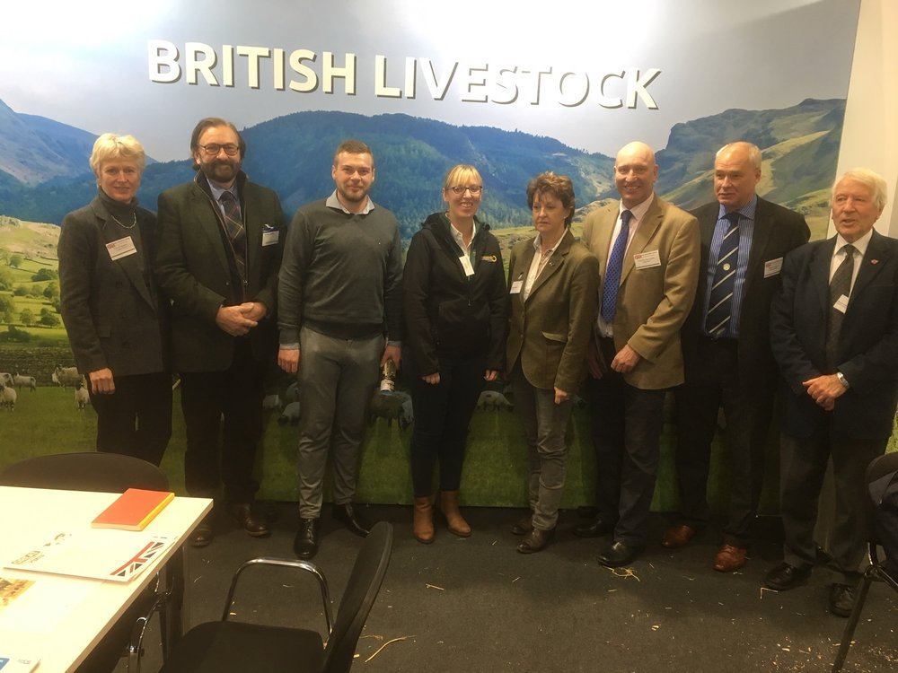 British Livestock UK Team