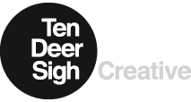 Ten Deer Sigh Perth Graphic Design Studio