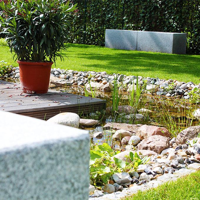 Vielseitig - Ein Garten zum Leben und Wohlfühlen