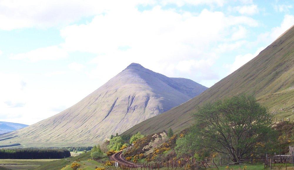 Scotland's stunning scenery