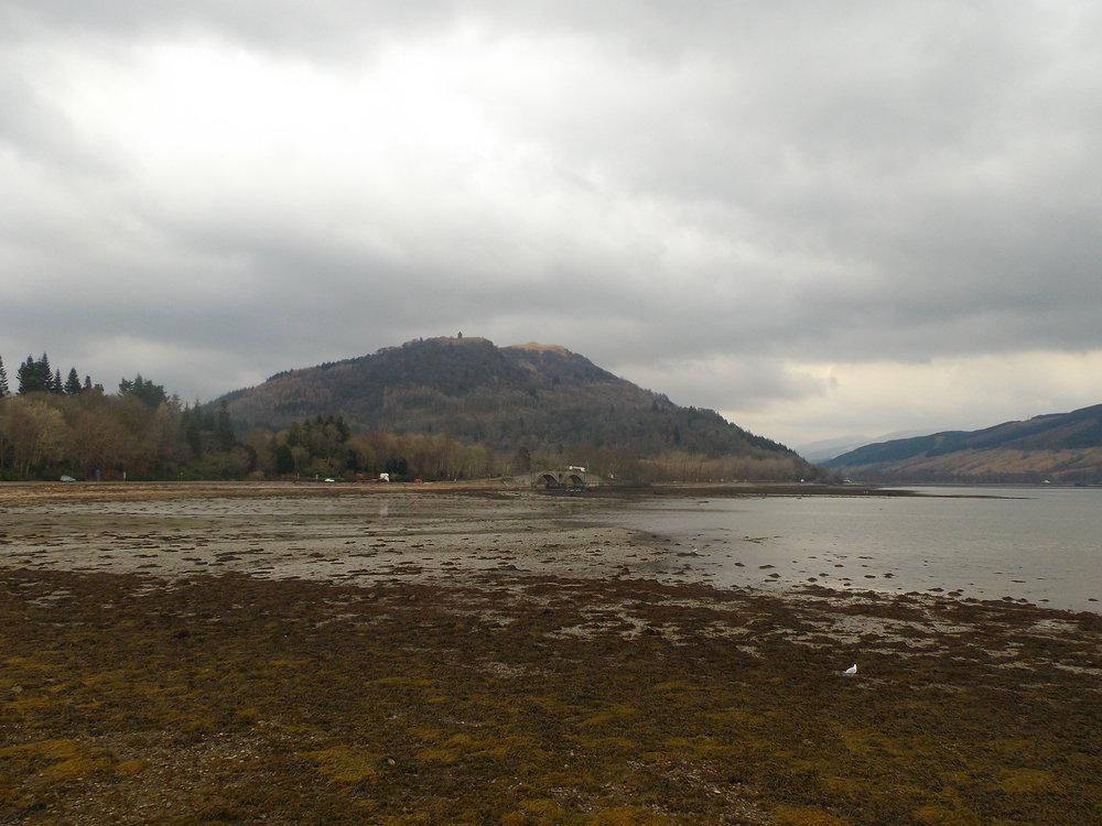 Inveraray's scenery