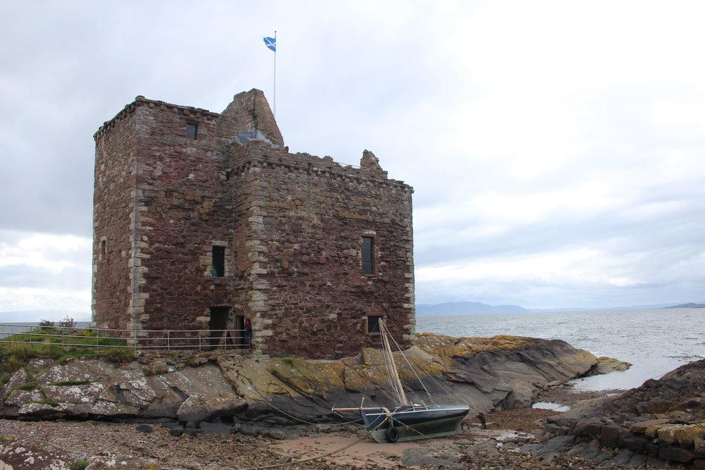 Porterncross Castle