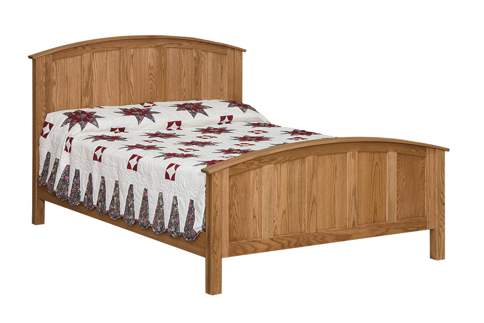 Classic Curved Bed