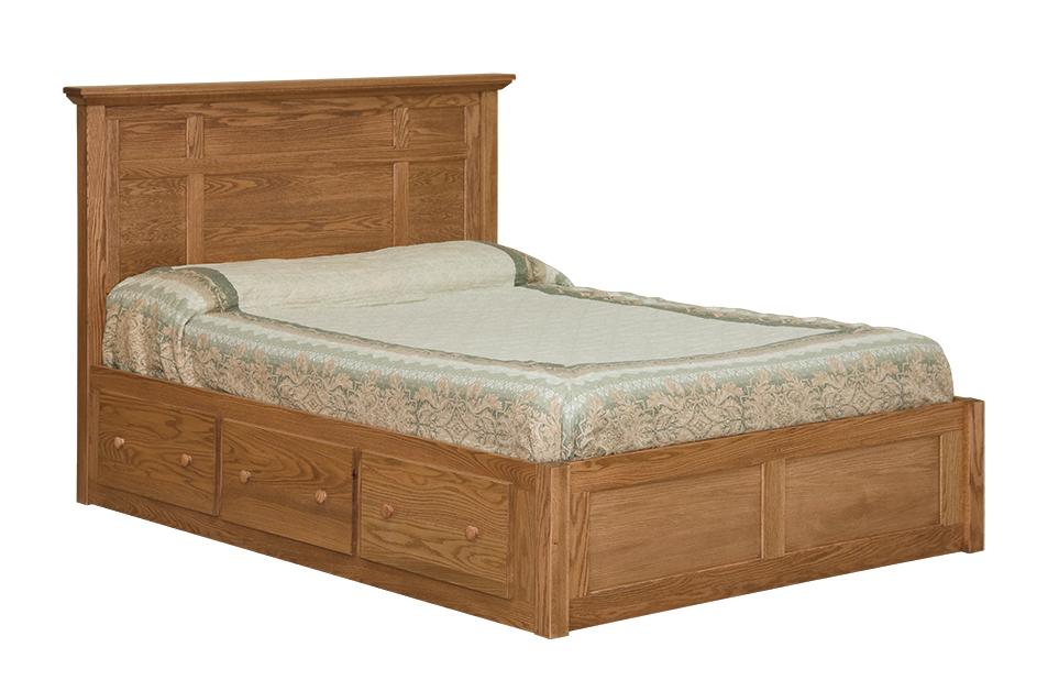 Multi-Panel Bed