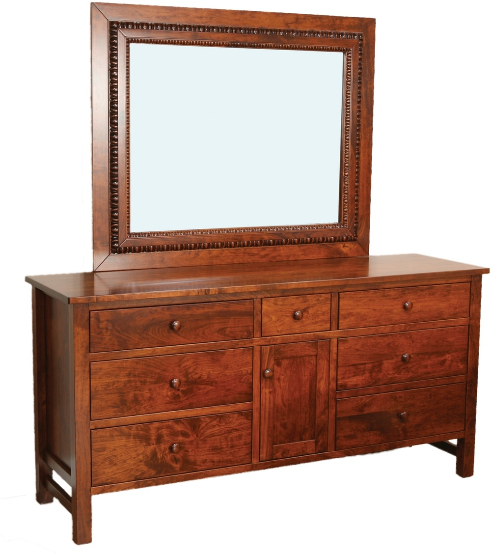 CA-556 Door Dresser with MI-534 Mirror.jpg