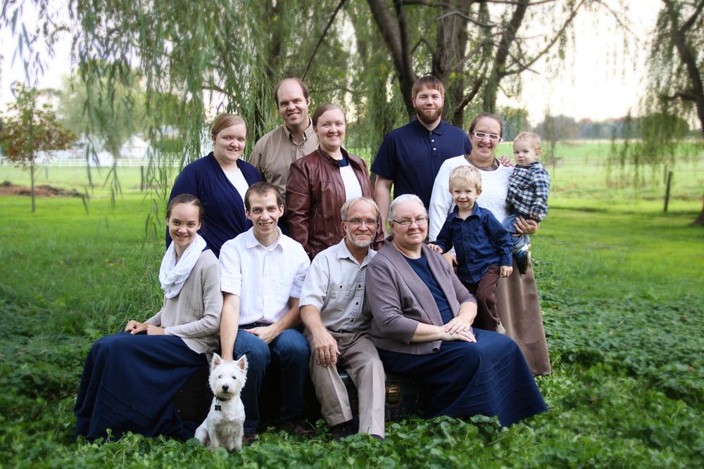 King Family 2015