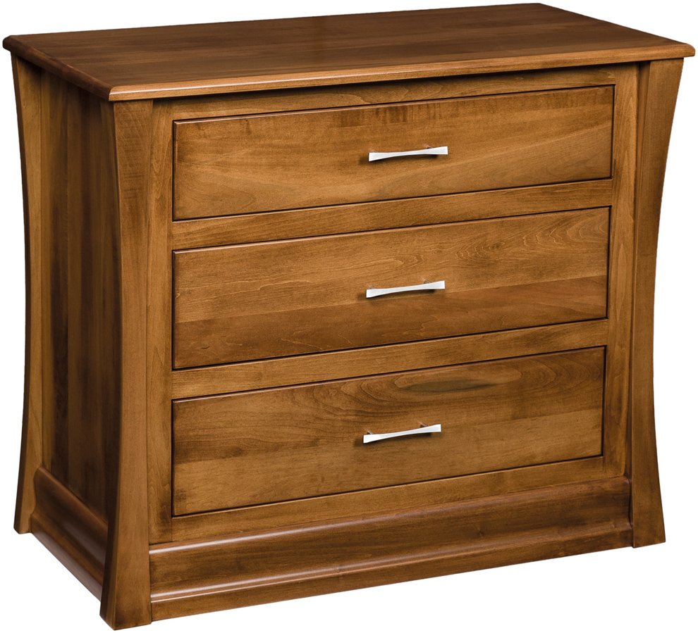 Carlisle 3 Drawer Dresser