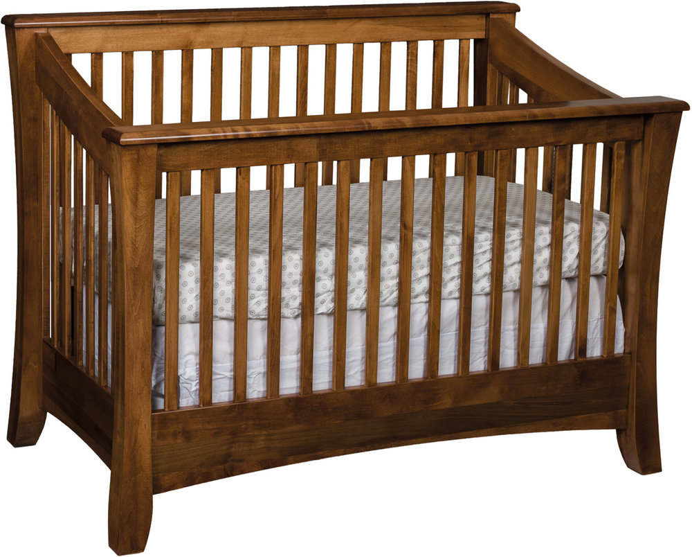 Carlisle Slat Crib