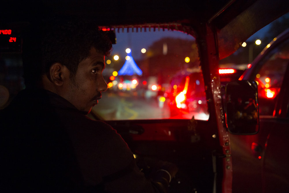 Driver, Colombo