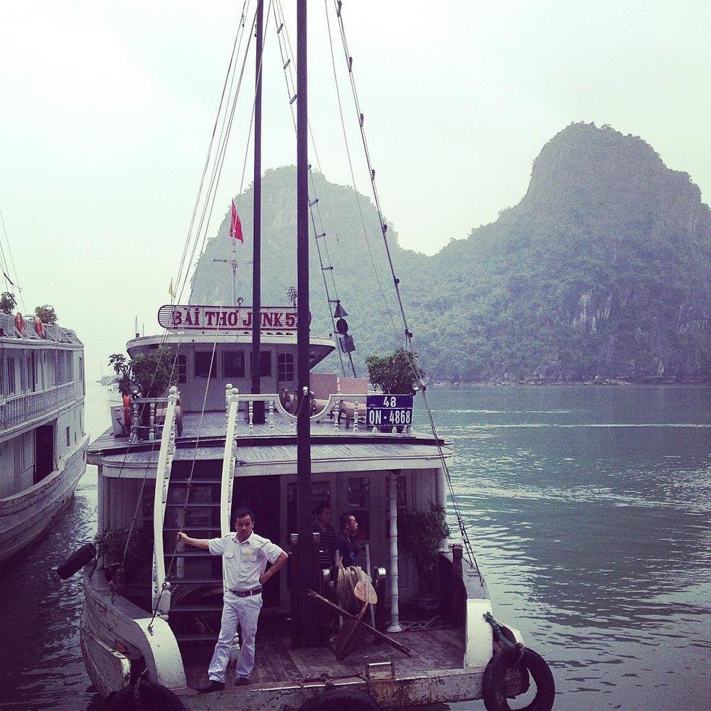 Bo Hon Island, Halong Bay, Vietnam, 2013