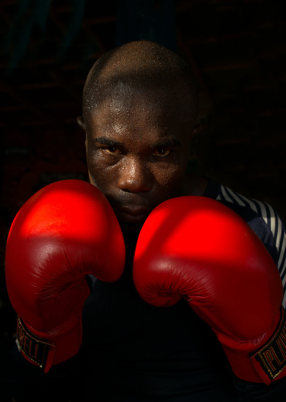 Moses Dodzi, 29 - 17 years of boxing: 5 Fights / 3 Victories