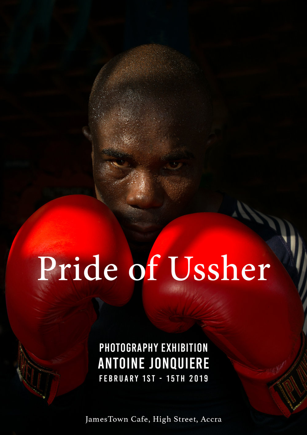Pride of Ussher   in Accra, Ghana