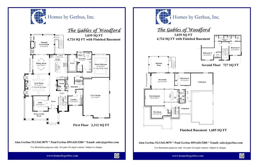 Homearama 2016 - The Gables of Woodford