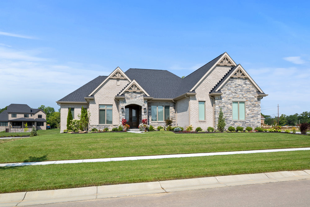 Custom 1 Story Home in Mason