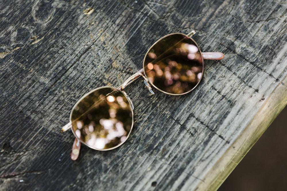 Sonnenbrille Optik Angst