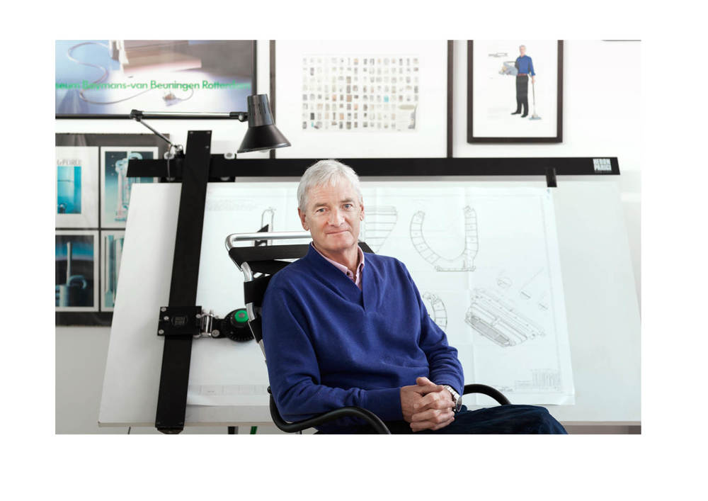 James Dyson                           Elle Decoration UK