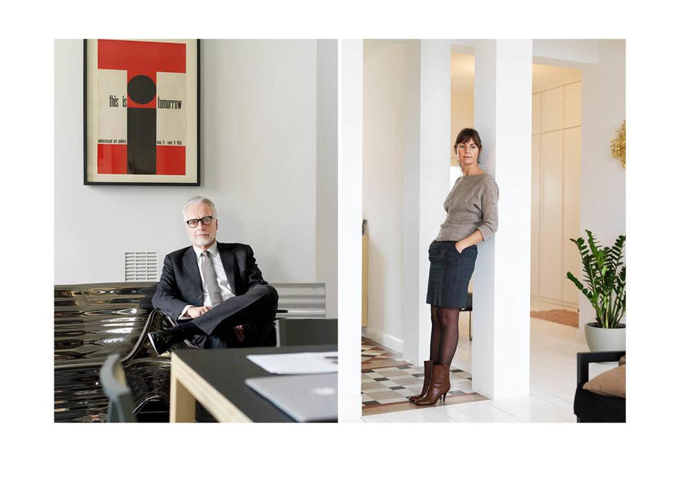 Martin Roth, Curator V&A Nathalie Dewez, Designer