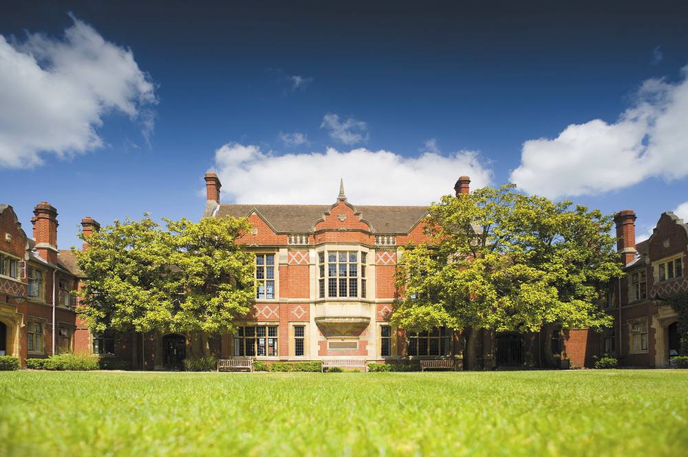 Wantage Hall, The University of Reading
