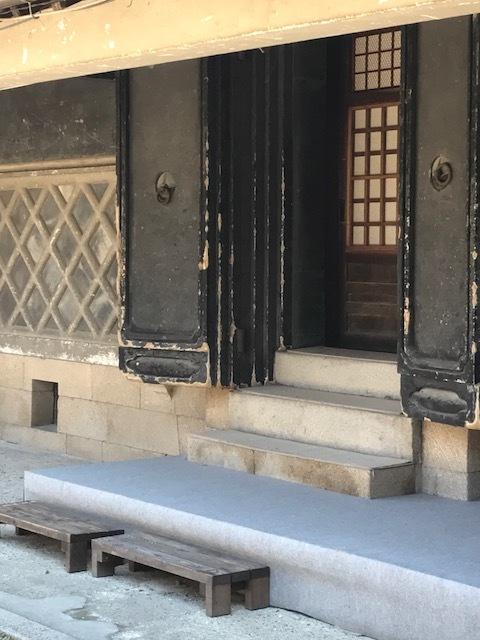 Doorway, Arimatsu, Japan